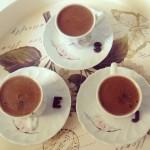 mała czarna czyli espresso